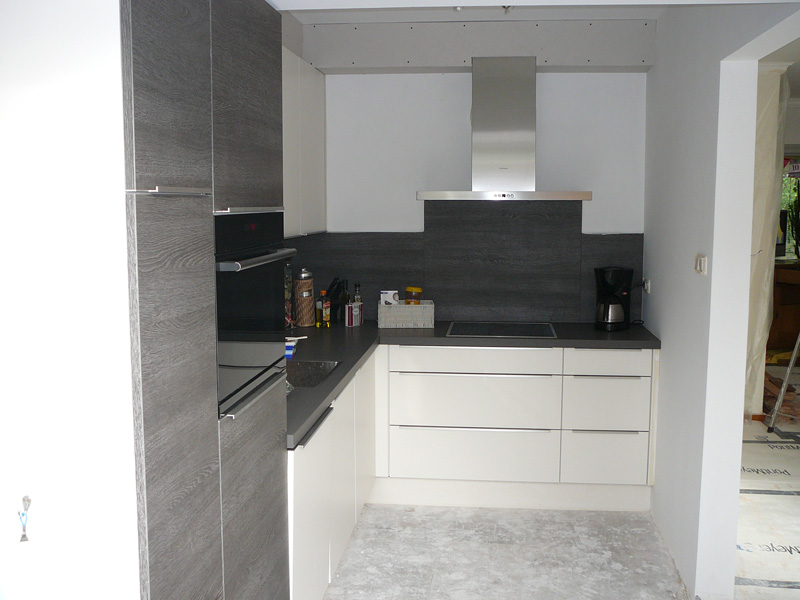 Goedkope keukens in kleine ruimte beste inspiratie voor huis ontwerp - Keuken uitgerust voor klein gebied ...